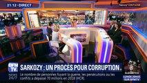"""Affaire des """"écoutes"""": Nicolas Sarkozy sera jugé pour corruption (1/2)"""