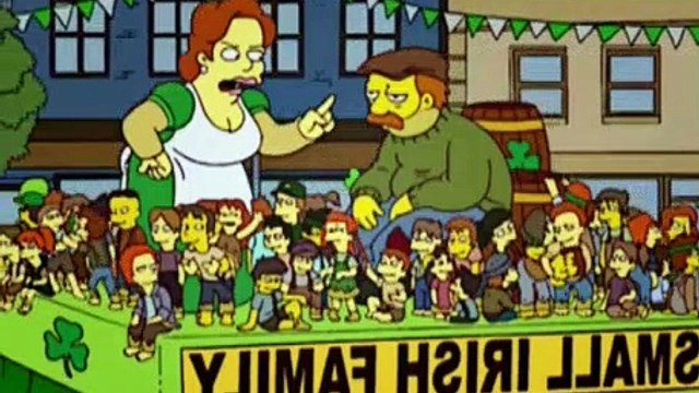 The Simpsons Season 20 Episode 1 - Sex, Pies and Idiot Scrapes