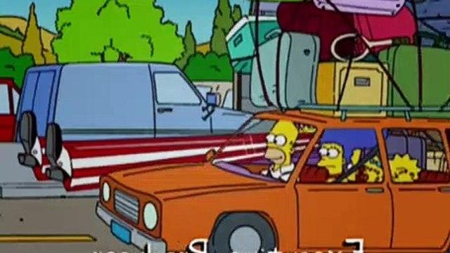 The Simpsons Season 20 Episode 5 - Dangerous Curves