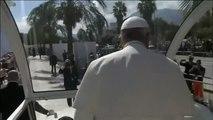 El papa Francisco dice que los mafiosos no pueden ser cristianos