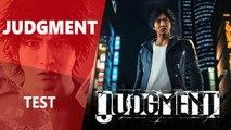Test Judgement PS4