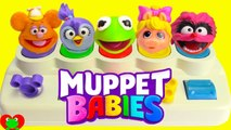 Muppets Pop Up Surprises Disney Jr Learn Colors and Numbers