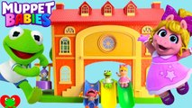 Muppets Schoolhouse Playset Learn Colors and Opposites