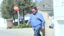Alcalde de Torres Torres, acude al Ayuntamiento