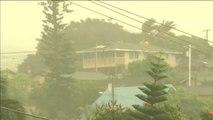 La tormenta tropical Olivia obliga a cerrar aeropuertos, escuelas y edificios públicos en Hawaii (EEUU)