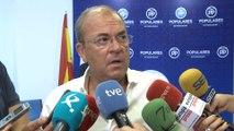 """Monago rechaza el """"linchamiento público"""" a Montón"""