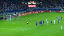 Gol de  Messi con Argentina. | Azteca Deportes