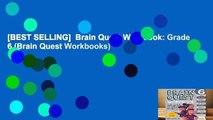 [BEST SELLING]  Brain Quest Workbook: Grade 6 (Brain Quest Workbooks)