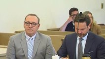 Key piece of evidence missing in Kevin Spacey sexual abuse trial