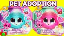 Scruff a Luvs Rescue Adoption Little Live Pets