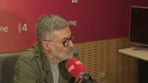 Llíder de la CUP, Carles Riera, en una entrevista