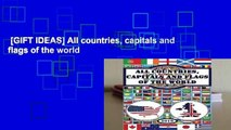 [GIFT IDEAS] All countries, capitals and flags of the world