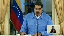 Nicolás Maduro pone medios de transporte para que regresen los miles de venezolanos en plena crisis migratoria