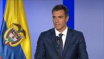 Sánchez avisa a Torra sobre quebrar la legalidad