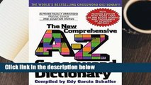 New Comprehensive A-Z Crossword Dictionary  Best Sellers Rank : #2
