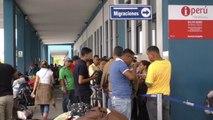 Colombia, Ecuador y Perú piden apoyo ante la creciente ola migratoria de venezolanos