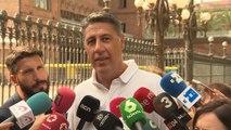 Albiol pide al Gobierno asumir las competencias de Mossos