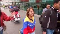 200 venezolanos regresan de Perú a Venezuela ante el ofrecimiento de Maduro de pagarles el pasaje