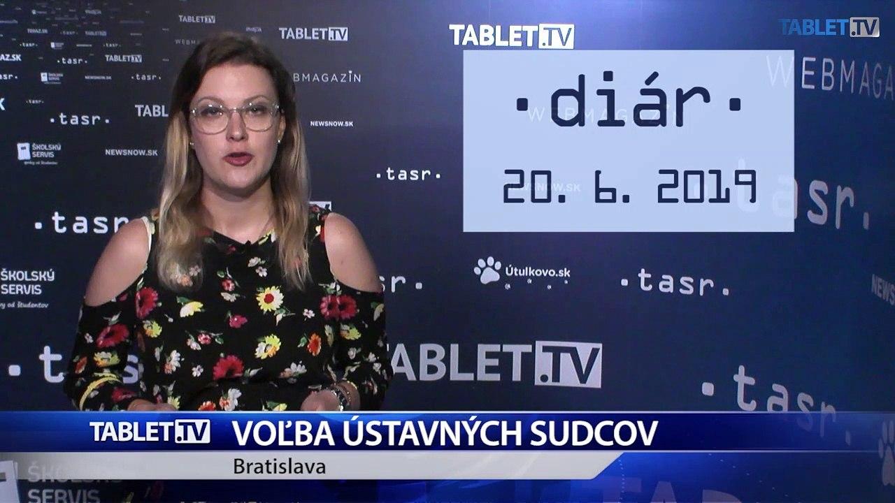 DIÁR: Parlament bude voliť kandidátov na ústavných sudcov