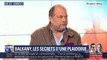 """Éric Dupond-Moretti dénonce """"la justice d'exception qui """"se distingue souvent par ses excès"""" dans le procès Balkany"""