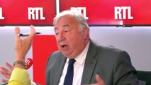 """""""Tous les partis politiques sont mortels"""", estime Gérard Larcher"""