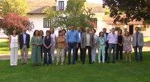 Sánchez reúne a sus ministros para afrontar los retos de España
