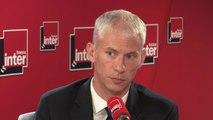 """Franck Riester : """"Je pense que c'est un effort, que je ne sous-estime pas, qui est tout à fait acceptable pour l'audiovisuel public"""""""