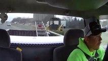 Il perd le contrôle de sa remorque à 80 km/h sur l'autoroute