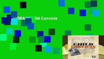 [GIFT IDEAS] Child Convicts