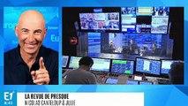 """Le philosophe Nicolas Sarkozy sera jugé pour corruption : """"Je n'en ai que faire parce que la vague de la calomnie clapote !"""" (Canteloup)"""