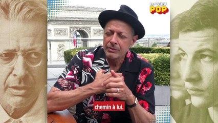 """Jeff Goldblum - """"Ma carrière a été complètement dingue !"""""""