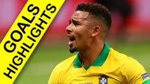 Brazil vs Venezuela - Goals - Highlights - 19 June 2019 Copa America