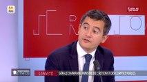 Fiscalité locale : « Les départements auront un point d'impôt national » affirme Darmanin