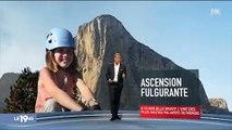 L'exploit de cette petite fille de 10 ans qui escalade un mont de 900 mètres en Californie