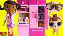 Doc McStuffins Magical Kitchen with LOL Surprise Pets