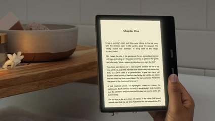 The 2019 Kindle Oasis