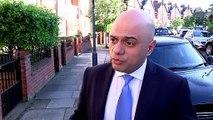 Sajid Javid 'hopeful' he can pick up votes