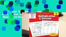 Full version  Scholastic Success with Multiplication  Division, Grade 3  Best Sellers Rank : #1