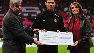 Cristiano Ronaldo le philantrope