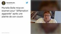 Murielle Bolle mise en examen pour « diffamation aggravée »
