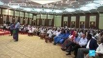 """Soudan : le Conseil militaire appelle la contestation à négocier """"sans conditions"""""""