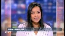 Salima Belabbas, victime de commentaires haineux et racistes sur les réseaux sociaux