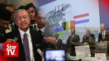 Dr M unhappy with MH17 charges, calls it a political plot against Russia