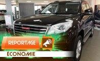 Reportage: Salon de l'auto d'Abidjan