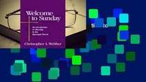 Welcome to Sunday: An Introduction to Worship in the Episcopal Church