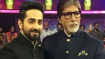 Ayushmann Khurrana opens up on working with Amitabh Bachchan in Gulabo Sitabo | FilmiBeat