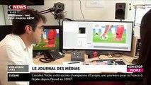 """Accusé de sexisme, le journaliste de TF1 réagit à son sujet sur la Coupe du monde féminine: """"Ce n'est pas bien, c'est raté, c'est malvenu"""" - VIDEO"""