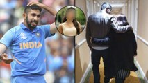 ICC Cricket World Cup 2019 : Jasprit Bumrah Caught With Women After Ind V Pak Match || Onendia