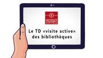 """Université Toulouse Capitole - TD """"Visite Active"""" des bibliothèques"""