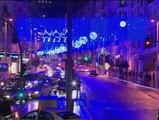 Madrid desprende espíritu navideño con su decoración luminosa